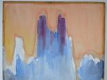 Этюд. Орлиные горы. Кавказ 63х44,5, фото №4