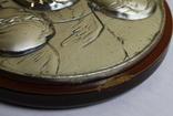 Икона серебро 925пр.   21х15, фото №12