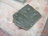Чехол кожанный на лопатку мпл-150.. Кожа толстая.Есть клеймо., фото №3