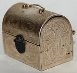 Сундучок-сувенир для драгоценностей (СССР), фото №3