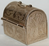 Сундучок-сувенир для драгоценностей (СССР), фото №5