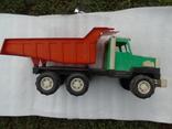 Большой грузовик, фото №4