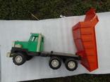 Большой грузовик, фото №8