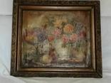 Картина Цветы, фото №3