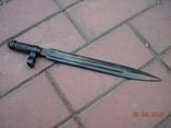Штык-нож с карабина СКС СССР., фото №2