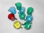Кружки пластиковые, 9 штук, фото №2