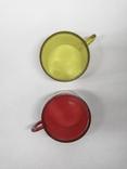 Кружки пластиковые, 9 штук, фото №9