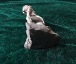 Оловянная фигурка девушки, фото №6