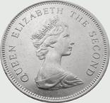 50.Гонконг 1 доллар, 1978 год, фото №3