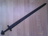 Скандинавский меч рядового викинга. Реплика., фото №2