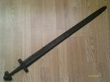 Скандинавский меч рядового викинга. Реплика., фото №7