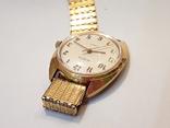 Позолоченые часы Восток  с браслетом, фото №7