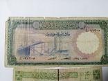 Боны Сирия 3 штуки 1982 1991 1974, фото №5
