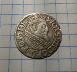 3 крейцера 1615  Сігізмунда lll, фото №2