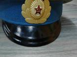 Фуражка ВВС СССР фото 5