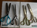 Ножницы для кройки и ткани, фото №2