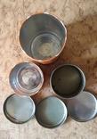 Три банки для сыпучих продуктов, фото №5