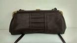 Женская коричневая сумка, фото №2