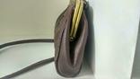 Женская коричневая сумка, фото №3
