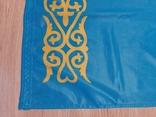 Большой флаг Казахстана, фото №5