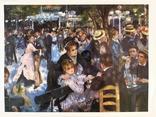 Репродукции картин Ренуара,отпечатано в Италии, фото №6