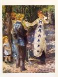 Репродукции картин Ренуара,отпечатано в Италии, фото №7