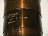 Советский объектив ЛЕНАР F = 40 - 162  1 : 3,8 ЛЕНКИНАП, фото №13