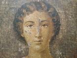 Икона Пантелеимон Целитель, благословение св. Афонской Горы, фото №6