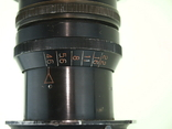 Советский объектив ЛЕНАР F = 40 - 162  1 : 3,8 ЛЕНКИНАП, фото №10