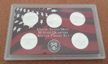 US Mint 50 States Quarters Silver Proof Set 2006, фото №5