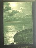 Открытка Крым скала Айвазовского 1929 год, фото №2
