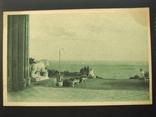 Открытка Крым Алупка Львиная терасса 1930-е, фото №2