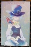 Открытки манга аниме девушки фентези, фото №6