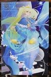 Открытки манга аниме девушки фентези, фото №8