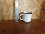 Чашка белая фото 4