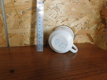 Чашка белая фото 6