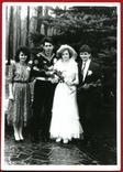 Свадьба жених невеста матрос 1991 г. свидетели, фото №2