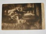 Открытка до 1917 Жвопись   №15, фото №3