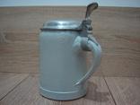 Пивная кружка, бокал с крышкой, фото №7