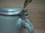 Пивная кружка, бокал с крышкой, фото №8