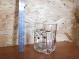 Чашка прозрачная фото 2