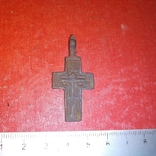 Крестик 19 век, фото №2