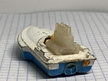 Lesney Matchbox Superfast 5 Seafire Boat Blue Driver Toy Model Made in England, фото №5