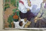 """Картина  """"Т. Г.Шевченко"""" 110х160   Худ. А. Векслер, фото №9"""
