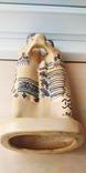 Статуэтка, керамика. Украинки с караваем., фото №6