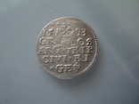 Трояк 1593 г, фото №12