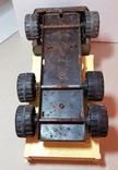 Грузовая машинка времён СССР длина 21 см., фото №5