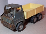 Грузовая машинка времён СССР длина 21 см., фото №2