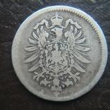 1 марка 1874 рік, фото №3