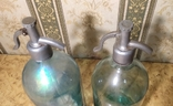 Сифон для газированной воды СССР 2 шт., фото №5